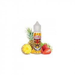 E-liquide Strawberry Pineapple - Wild Beast 50ml