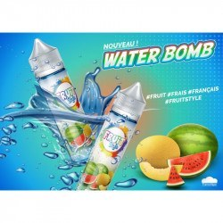 Water Bomb Fruit Style - E-chef 50ml