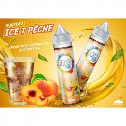 Ice T Pêche Fruit Style -...
