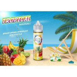 Tropical Fruit Style -...