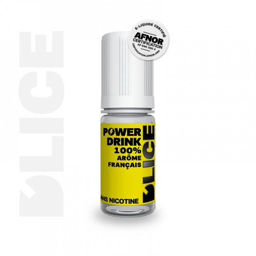 E-liquide Power Drink 10ml - DLICE