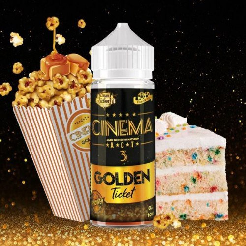Cinema Act 3 Clouds of Icarus 100ml