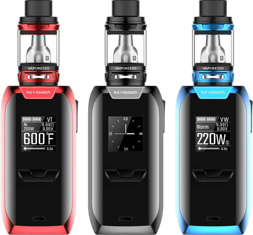 photo du kit Revenger de Vaporesso