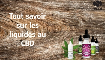 All about CBD e-liquids