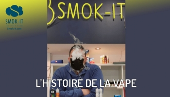 The history of vape !